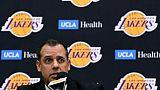 """NBA: le nouvel entraîneur des Lakers ressent """"des ondes positives"""""""