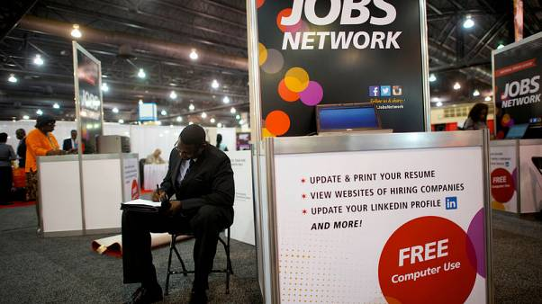 Tight U.S. job market not attracting new people to the labour force: paper