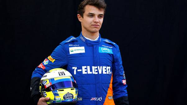 Motor racing: F1 rookie Norris faces up to the fear factor