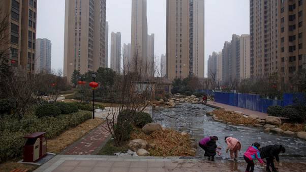 In inland Chinese province, property bubble haunts dreams of prosperity