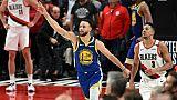 NBA: Golden State reçu 5 sur 5