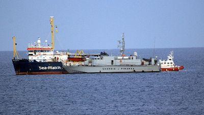 Migranti:Sea Watch,'salvare non è reato'