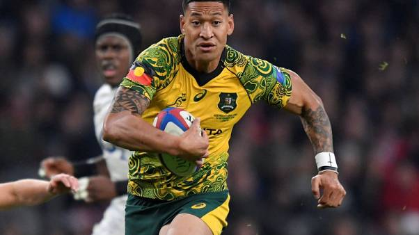 Players' union to conduct 'faith' review in wake of Folau sacking