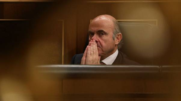 Some euro zone banks need extra buffers amid slowdown - ECB
