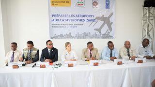 Le Groupe Deutsche Post DHL, PNUD et l'OCHA renforcent la préparation aux catastrophes naturelles de l'Aéroport International Toamasina de Madagascar