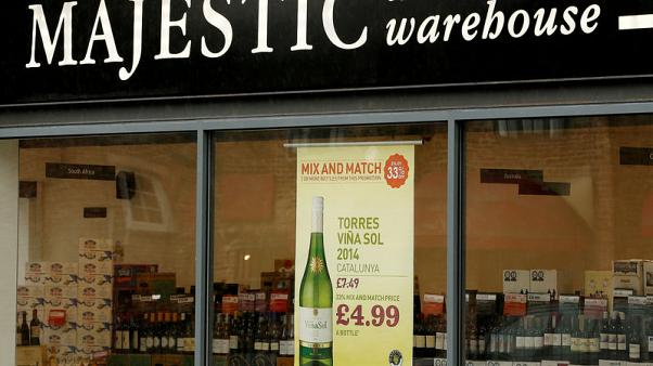 Majestic Wine's retail business attracts many suitors