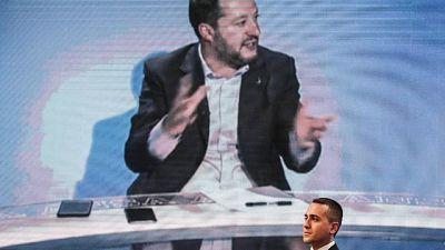 Di Maio: Lega vuole voti per Ue o crisi?