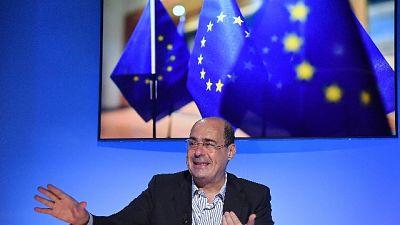 Zingaretti,anti-Ue lasciano sole persone