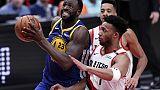 Basket:Nba,Golden State batte Portland