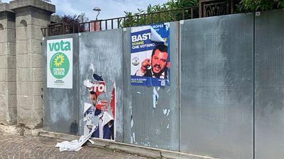 A Bologna finti manifesti elettorali