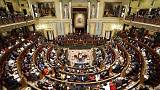 Jailed separatists, women in numbers and far-right bloc colour Spain's rainbow chamber