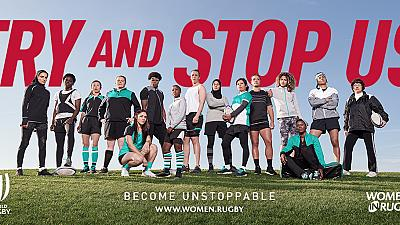 World Rugby lance une campagne pour transformer le rugby féminin