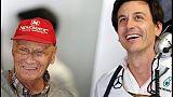 Lauda: Mercedes, perso una luce guida