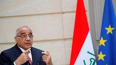 عبد المهدي: العراق يرسل وفودا إلى طهران وواشنطن لتهدئة التوتر
