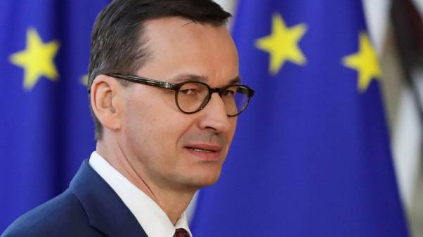 Polish PM upsets Jews calling compensation pay 'victory for Hitler'