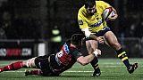 Top 14: Falgoux prolonge à Clermont jusqu'en 2023