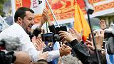 Italy's far-right Salvini mislays his Midas touch ahead of EU vote