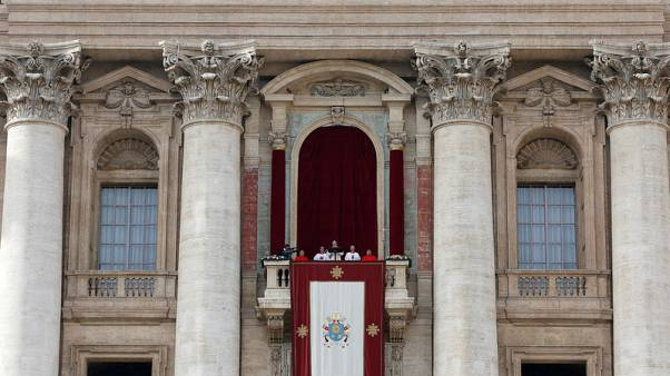Suspicious financial activity at Vatican reaches six-year low - watchdog