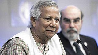 Le Prix Nobel de la Paix Mohammed Yunus appelle à adopter une nouvelle stratégie pour lutter contre la faim et les conflits