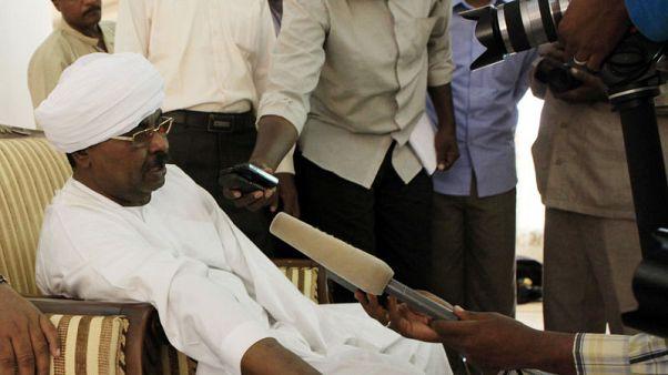 Former Sudanese intelligence chief's guards block his arrest - prosecutors