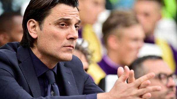 Fiorentina coach Montella banned, to miss key final game