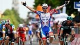 """Tour d'Italie: """"On est soulagé !"""", s'exclame Démare"""
