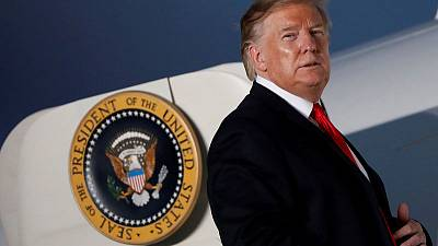 ترامب يجدد انتقاده للمكسيك بسبب الهجرة ويقول إنه سيرد