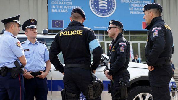 EU border guards start Albania migration watch