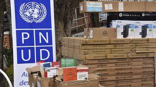 Programme des Nations Unies pour le développement (PNUD) - Ministere de la Justice : Soutenir l'efficacite de la Justice Malagasy