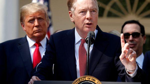 USTR sees progress in talks on North American trade deal vote - senators