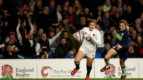 World Rugby target major growth for women's game