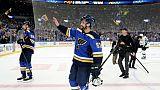 Play-offs NHL: Saint-Louis rejoint Boston en finale