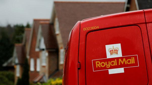 Royal Mail puts parcels at heart of growth plan