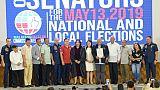 Elections aux Philippines: Duterte consolide son pouvoir en prenant le contrôle du Sénat