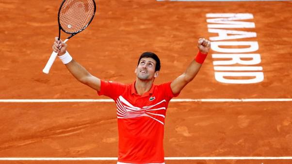 Djokovic concedes he has mountain to climb at French Open
