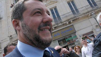 Salvini, convocare cdm per dl sicurezza