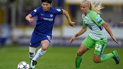 South Korea's Ji targets women's World Cup knockout stages