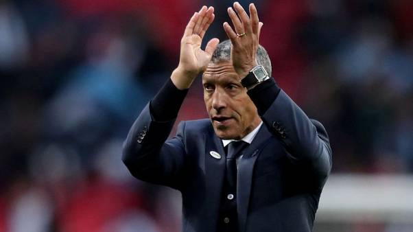 Hughton 'disappointed and surprised' by Brighton exit