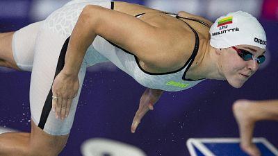 Nuoto: lituana Meilutyte si ritira