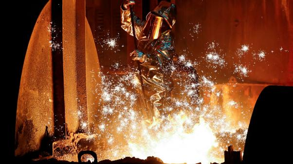 EU's Vestager to brief other EU commissioners on steel market