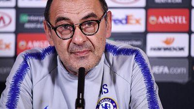 Sarri, felice di essere al Chelsea