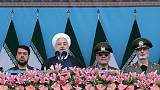 Iranians tense and apprehensive as whispers of war spread