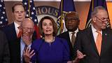 Trump torpedoes meeting with Democrats, blasts Pelosi's 'cover-up' accusation