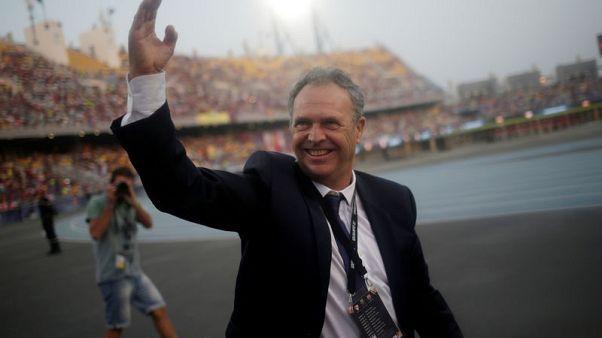 Caparros to step down as Sevilla coach