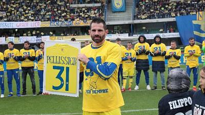 Chievo nomina Pellissier ds