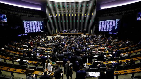 Brazil's Bolsonaro wins key vote in Congress