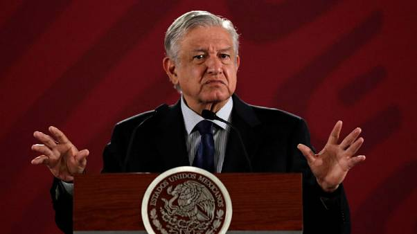 Mexican president says won't fight with Trump over migration