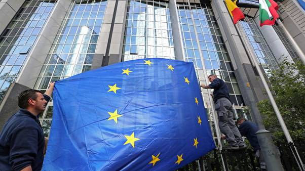 Investors see 30% seat share for eurosceptics as key EU election risk