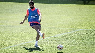 Diego Costa si infortuna in amichevole