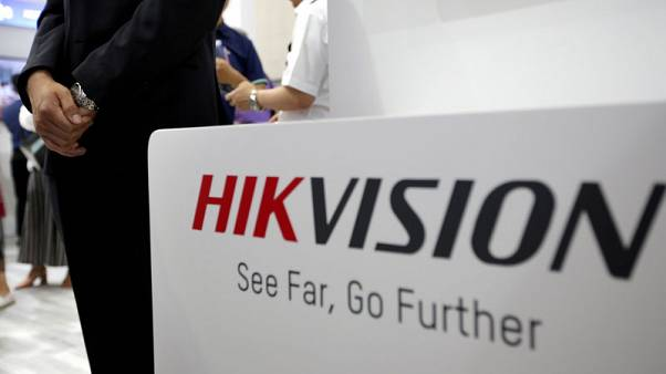 U.S. might blacklist China's Hikvision over Uighur crackdown - source